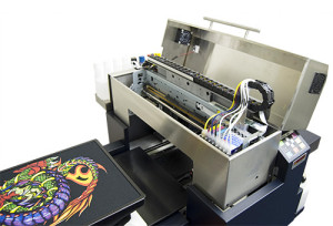 Veloci-Jet XL ® DTG Printer