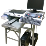 M&R i-Dot DTG Printers  4100
