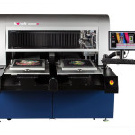 The Kornit Storm Platform - A Mid Tier Duel Platen DTG Production Machine