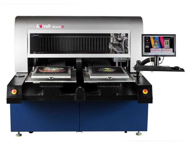 Kornit Digital Printer