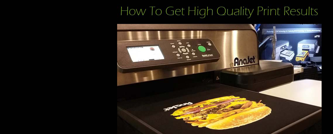 5 Tips To Ensure You Get High Quality Printing Results