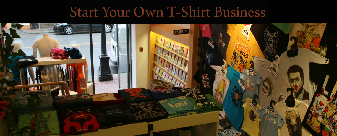 How To Make Sizable Profits From A DTG T-Shirt Business