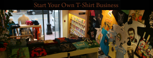 start your t-shirt business