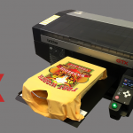 all new brother GTX garment printing machine