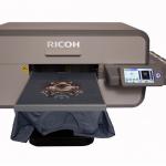 RICOH Ri 3000 Industrial Inkjet DTG machine