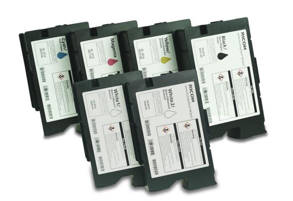 Ricoh Ri6000 ink cartridges