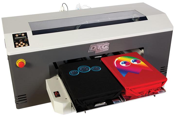 M2 Series DTG printing machine