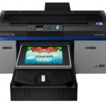 Epson SureColor SC-F2160 - DTG Printer Review