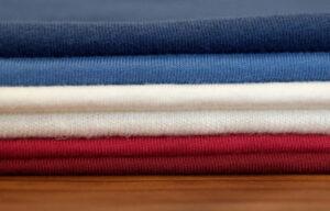 different fabrics